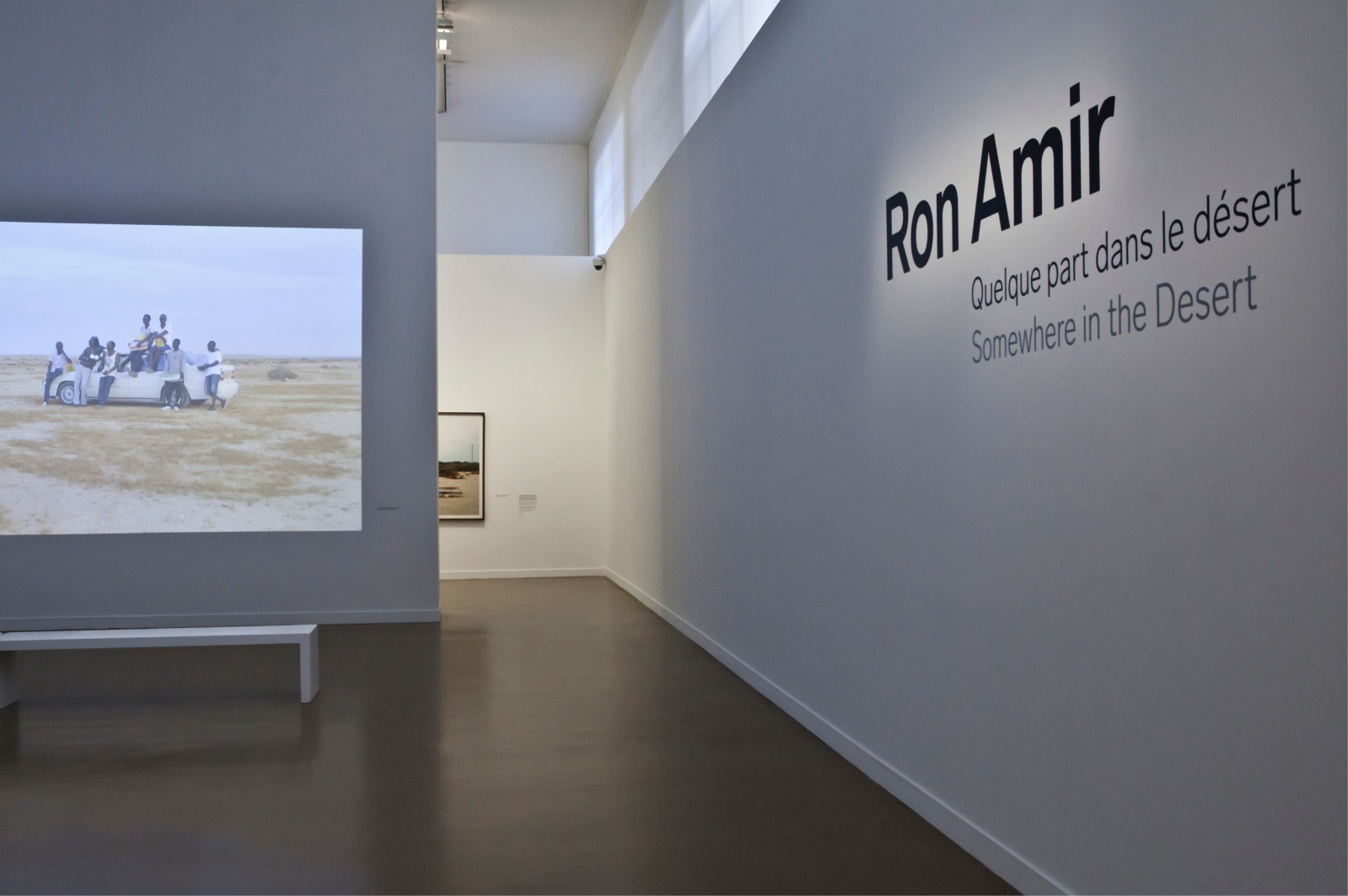 Ron Amir, Somewhere in the Desert